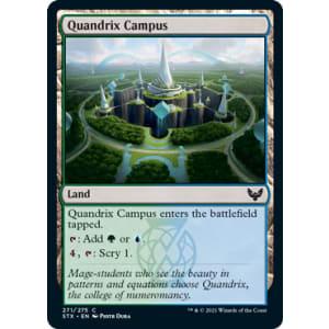 Quandrix Campus