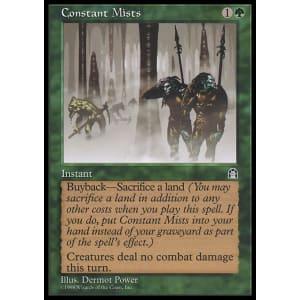Constant Mists