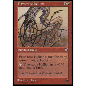 Flowstone Hellion