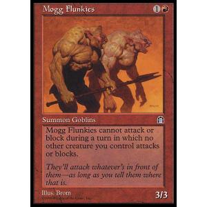 Mogg Flunkies