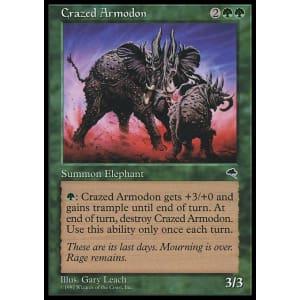 Crazed Armodon