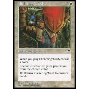 Flickering Ward