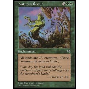 Nature's Revolt