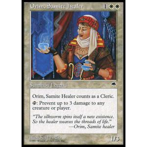 Orim, Samite Healer