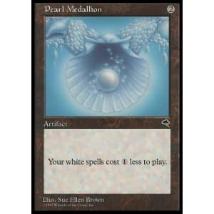 Pearl Medallion