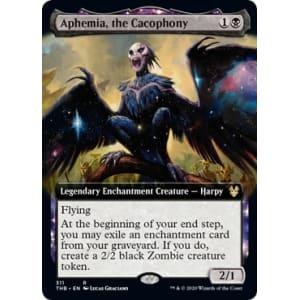 Aphemia, the Cacophony