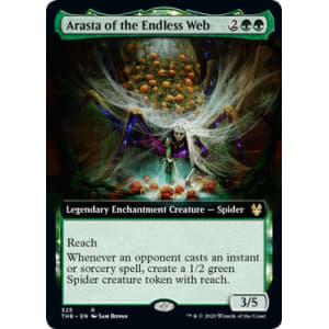 Arasta of the Endless Web