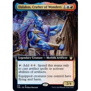 Dalakos, Crafter of Wonders