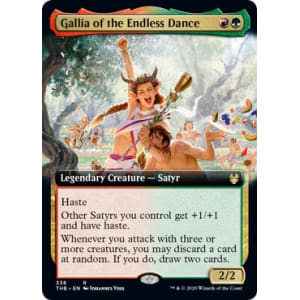 Gallia of the Endless Dance