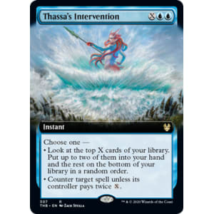 Thassa's Intervention