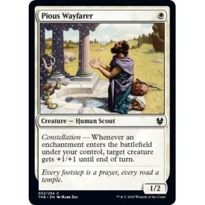 Pious Wayfarer