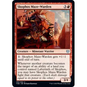 Skophos Maze-Warden