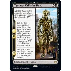 Tymaret Calls the Dead