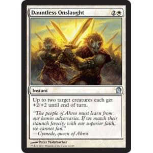 Dauntless Onslaught