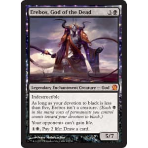 Erebos, God of the Dead