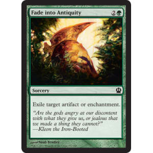 Fade into Antiquity