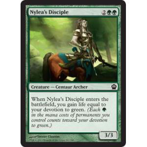 Nylea's Disciple