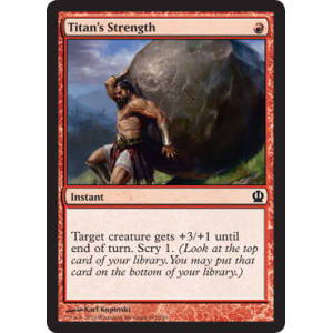 Titan's Strength