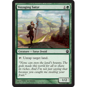 Voyaging Satyr