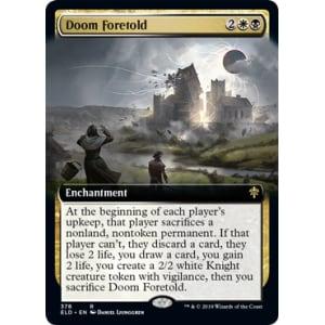 Doom Foretold