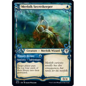 Merfolk Secretkeeper