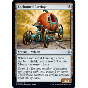 Enchanted Carriage