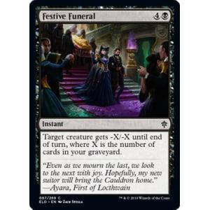 Festive Funeral