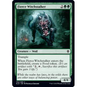 Fierce Witchstalker