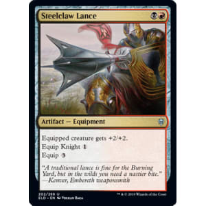 Steelclaw Lance