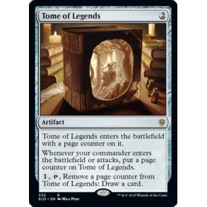 Tome of Legends