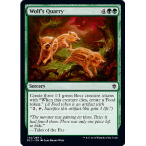 Wolf's Quarry