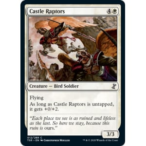 Castle Raptors