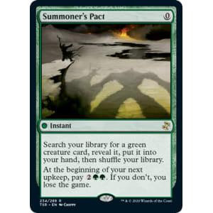 Summoner's Pact