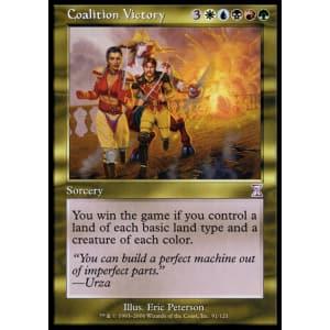 Coalition Victory