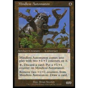 Mindless Automaton