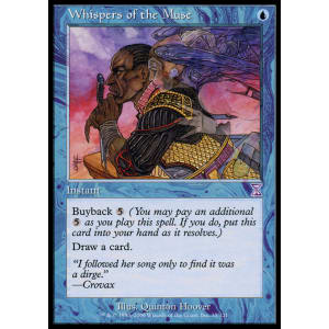 Whispers of the Muse