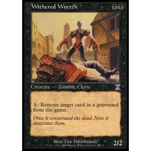 Withered Wretch