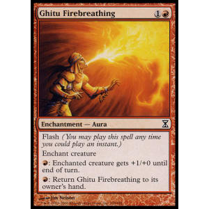 Ghitu Firebreathing