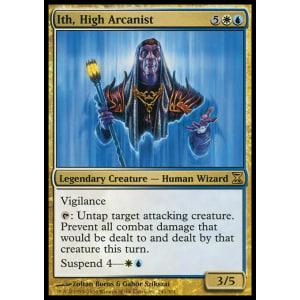 Ith, High Arcanist