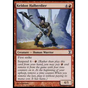 Keldon Halberdier
