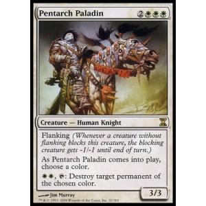 Pentarch Paladin