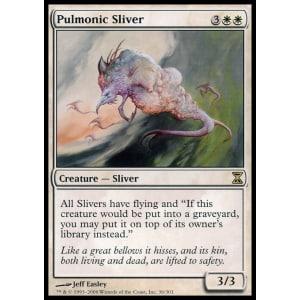 Pulmonic Sliver