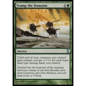 Tromp the Domains