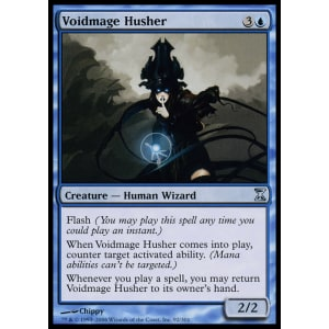 Voidmage Husher