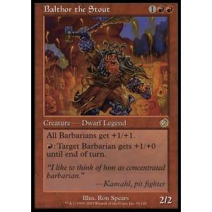 Balthor the Stout