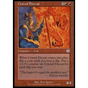 Crazed Firecat