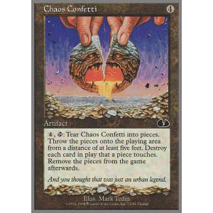 Chaos Confetti
