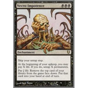 Necro-Impotence