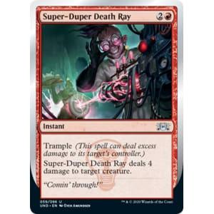 Super-Duper Death Ray