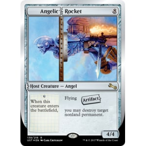 Angelic Rocket